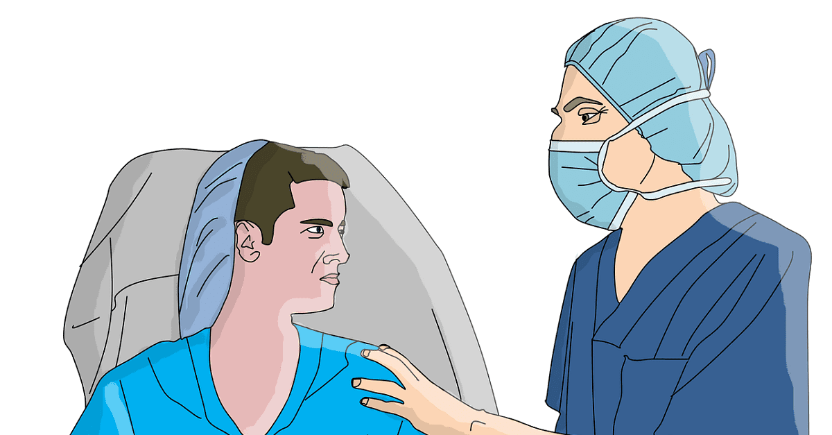 tempo tuta infermiere
