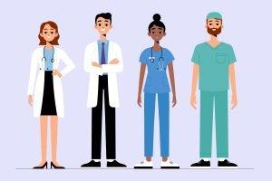 infermieri oss. tempo tuta